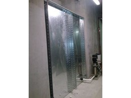 Flexitank (Australia) install RainPac bolted panel tanks at a new Melbourne University building