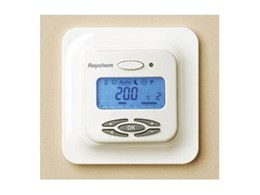 Floor Heating Systems offer Raychem digital thermostats for saving energy