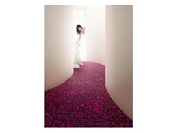 Flotex Sottsass flooring collection by Forbo Flooring to be unveiled at designEX 2011