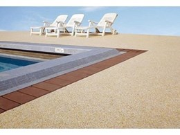 Flowcrete creates bespoke non-slip flooring system for pool surrounds