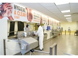 Flowcrete seamless epoxy and polyurethane resin flooring systems installed at Unilever's Durban plant