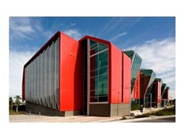 Formawall fire resistant building panels from Bondor