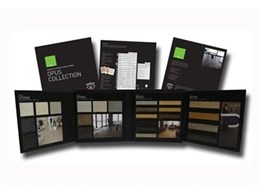 Free Swatch Presenter for Karndean's Opus Collection of Luxury Vinyl Floor Coverings