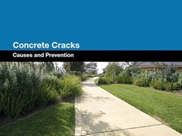 Free whitepaper: The causes and prevention of concrete cracks