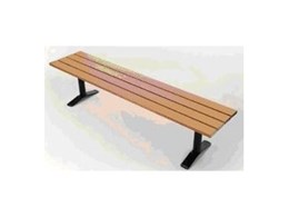 Freestanding bench seating range from Interloc Lockers