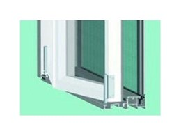 G.James Glass & Aluminium release bifold door retractable roller screen
