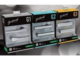 G Series door hardware from Gainsborough Hardware Industries