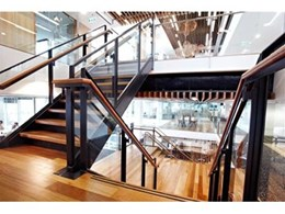 G1 glass balustrades now available from Arden Architectural Staircases