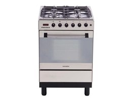 GK664M gas and electric upright cookers available from Nomalon Imports