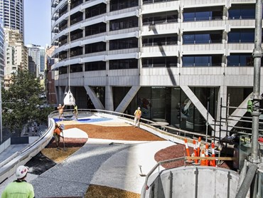 The Rose Seidler Mural. Image supplied.