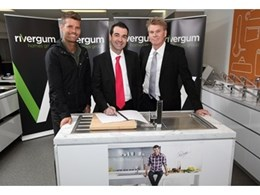 GWA and Rivergum Homes Group partner to enhance the kitchen space with Pete Evans kitchen sinks