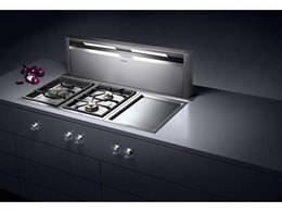 Gaggenau AL 400 recessed table ventilation from Sampford IXL