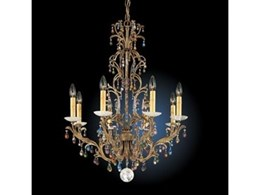 Genesis Chandelier available from Custom Lighting