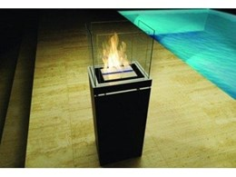 German designed ethanol fires available from Ambience Eco Fires