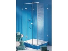 Glass Shower System BO 300 from DORMA Australia