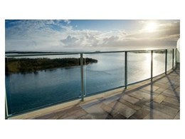 Glass balustrades from Aluminium Balustrades North Coast