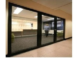 Glass doors and windows from Technical Protection Systems