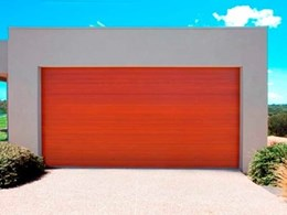 Gliderol releases stylish new garage doors to meet Australia's renovation boom