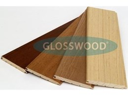 Glosswood Pre-Finished Lining Boards - the green alternative