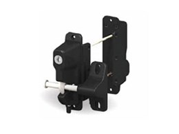 Gravity gate latches available from Downee