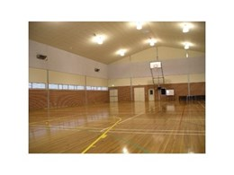 Gymnasiums solve noise problems with acoustic coating from Enviro Acoustics