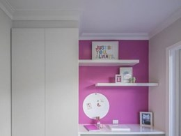 Gyprock plasterboard and cornice inspire home renovation project