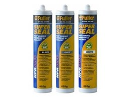 HB Fuller introduce Super Seal HPR50FC adhesive and sealant