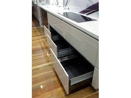 HIA Kitchen of the Year 2012 and Australian Kitchen Design of the Year 2012 boast Blum fittings