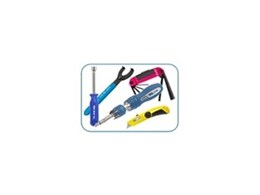 Hand held tools and accessories from C.R. Laurence Australia