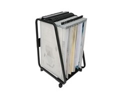 Hang-A-Plan plan binders from Arnos Australia