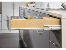 Harn supplies Basic drawer runners system