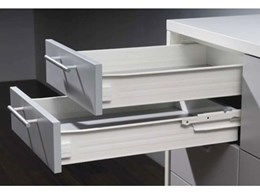 Harn supplies Impaz drawer storage systems