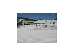 Heat reflective paints for roofs available from Solar Cool