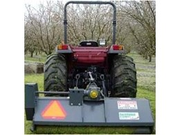 Heavy duty 3 point PTO mower from Recycle & Composting Equipment