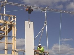 How hebel hoist improves the building process for boundary & intertenancy walls