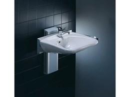 Height-Adjustable Wash Basins from Caredesign Help Maximise Independence