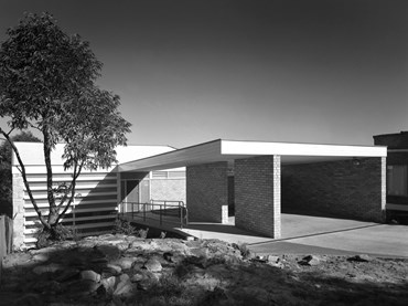 One of Harry Seidler's earliest house designs has been added to the NSW State Heritage Registrar. Photography by Max Dupain