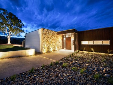 Chrismont Winery by MG Design & Building. Image: NABD