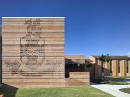 King's College Wensley Wing, University of Queensland by Wilson Architects