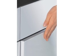 Hettich introduces Easys, the electronic drawer opening system
