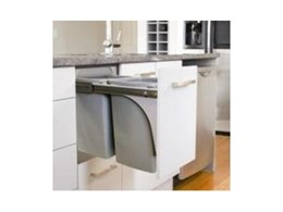 Hideaway Soft Close Bins from Kitchen King now available throughout Australia