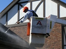 High pressure cleaning services from Aquablast