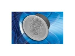 Highflow integrated exhaust fans available from Hunter Pacific