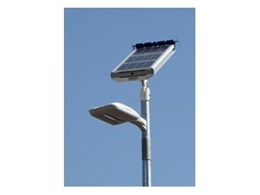 Hodgsonvale sports club benefits from solar powered lighting from Orion Solar