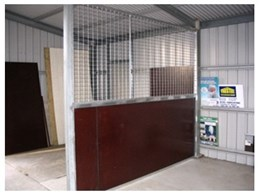Horse Stables available from Trusteel Fabrications