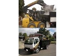 Household waste removal services from Andian Waste