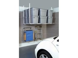 Hyloft Overhead Storage Systems from Garageworks