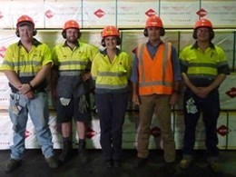 Hyne Timber wins Queensland Government recognition for training programme