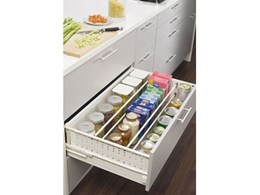 IMPAZ kitchen drawer runners from Harn