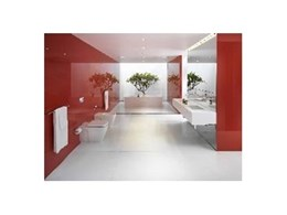 Ian Moore Designer Bathroom Series available from Caroma Dorf